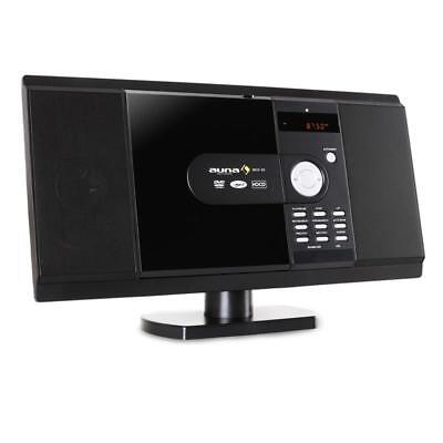 Vertical Dvd Cd Combo Hifi Stereo System Speakers Usb Sd Mp3 Music Player Stand