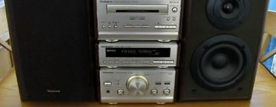 TECHNICS SC-HD81  (without remote and SL-HD81 (Cd 5 charger))