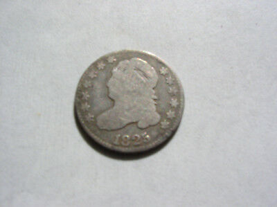 1825 10C Capped Bust Dime