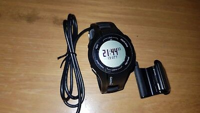 Garmin FORERUNNER 210 GPS running / training sport watch nero