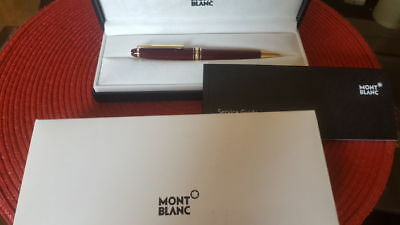 "Montblanc Classic Bordeaux ""Like New"""