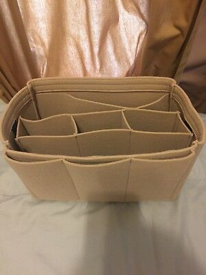 Neat Bag Organizer / Shaper For Louis Vuitton Neverfull MM Beige verygoodquality