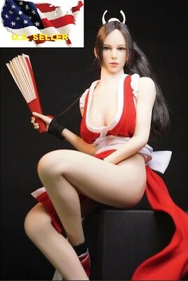 1/6 The King Of Fighters Mai Shiranui female Figure PHICEN SET012 ❶USA IN STOCK❶