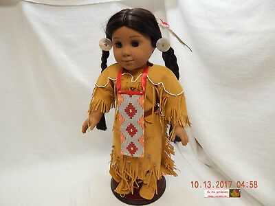 "American Girl-Kaya-Meet Outfit-18""-Pleasant Company-Previously Owned-As Is!"