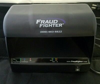 Fraud Fighter UV-16 Counterfeit Detector