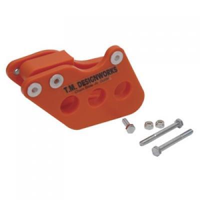 T.M. Designworks Factory Edition 1 Rear Chain Guide  KTM Orange KTM 105 SX 2004-