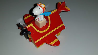 Vintage Snoopy Dog House Airplane 1966