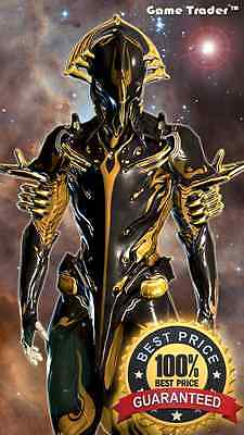 Warframe Volt Prime Set (Retired) as a Gift + Consultations (PC)