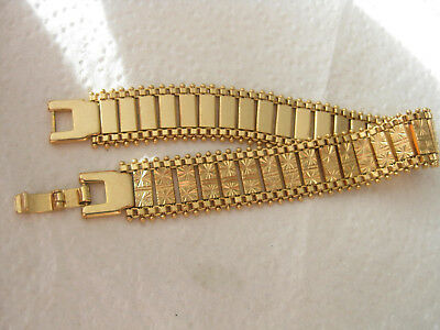 Gold Bracelet - Yellow 23 gr. 7.5 inches.Scrap Or Not.