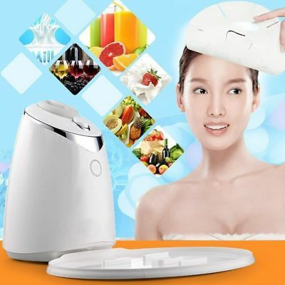 100% Natural New Electric Facial Fruit Mask Machine Automatic Face Mask Maker Y8