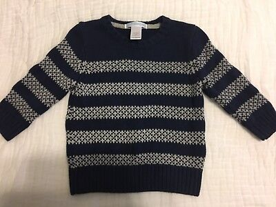 janie and jack 0-3 month sweater
