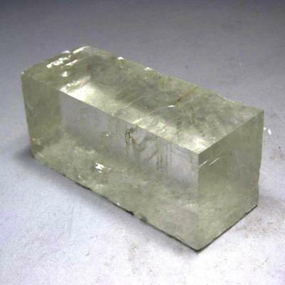 139g GRAMS Natural  ORANGE ICELAND SPAR CALCITE CRYSTAL  x0675