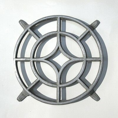 Vintage French Cast Aluminum Trivet