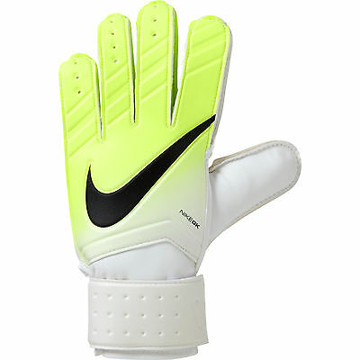 GOALKEEPERS GLOVES NIKE GK MATCH 2017 DESIGN SIZE 7- 10 (YOUTH to XL-ADULT) VOLT