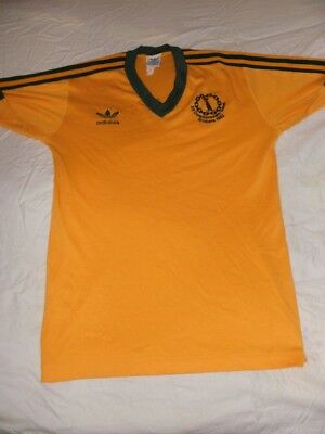 Vintage Commonwealth Games Brisbane 1982 Adidas Australian Top M18