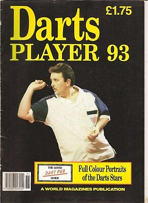 1993 Darts Player Mint Condition