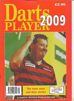 2009 Darts Player Mint Condition