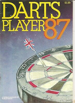 1987 Darts Player Mint Condition