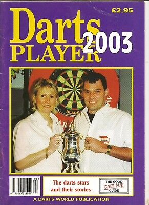 2003 Darts Player Mint Condition