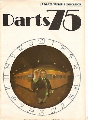 1975 Darts Player Mint Condition