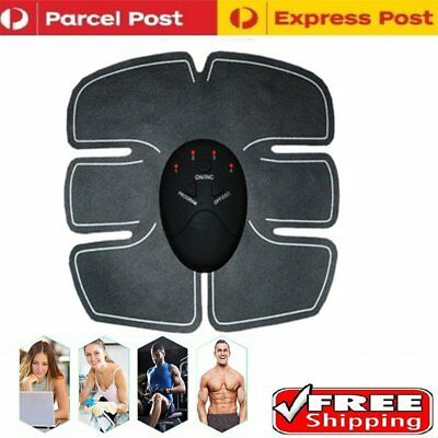 EMS Muscle Stimulator,Abdominal Toning Belt ,Muscle Toner Abs Trainer Gear FH