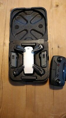 Dji Spark Fly More Combo Bianco / White