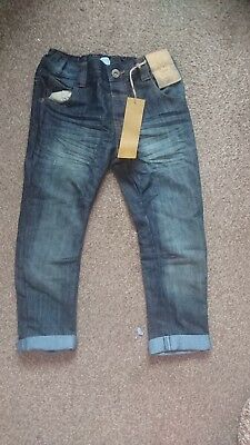 Gorgeous Boys Jeans, 4-5 Years, Slim Fit, Perfect For Christmas *Brand New*