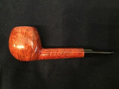 new and unsmoked L'Anatra Pipe – Pfeife - Pipa, 2 Eggs Handmade in Italy