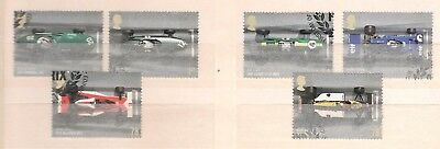 Vend Serie Timbres Obliteres Royaume Uni Annee 2007