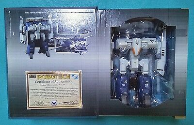 Robotech Mospeada Masterpiece Beta Fighter, Toynami Volume 1 VFB-9H Rand, 100%
