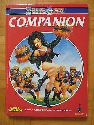 BLOOD BOWL - COMPANION - Complete Tokens / Star Players -- Guide source book gw