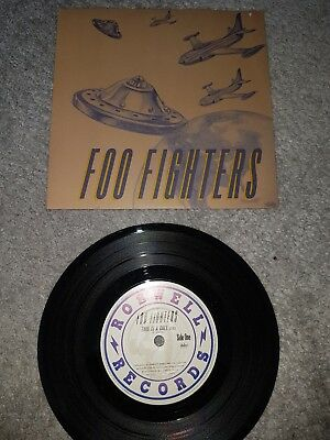 Foo Fighters - This is a call 7 inch