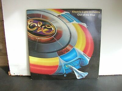 Electric Light Orchestra:   Out Of The Blue     Jetdp 400    Con Ex