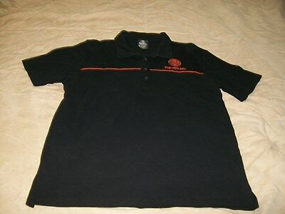 Jagermeister Polo/rugby Style Shirt / Bartender / Promo / Embroidered Logo