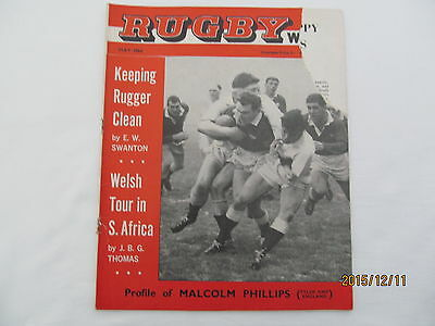 Rugby World Magazine. May 1964.