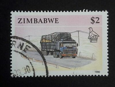Zimbabwe 1990 used 2$ lorry