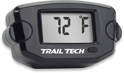 Trail Tech Temperature Meter 7mm Black 742-EF4