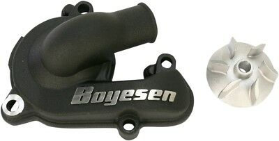 Boyesen Water Pump Cover & Impeller Kit Black WPK-44B