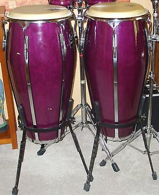"""Drums Percussion- Trommel - Conga 12"""" mit """"Stand"""" +Transport Bag """"Meinl"""""""