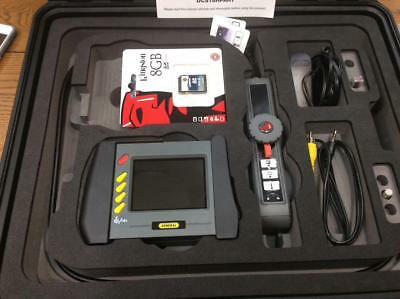 General Tools DCS18HPART High Performance Wireless Recording Video Borescope