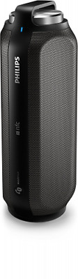 Philips BT6600B Enceinte Bluetooth Portable Sans Fil avec Multipair, micro intég