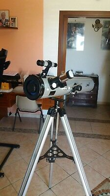Telescopio Seben 700mm Big Pack
