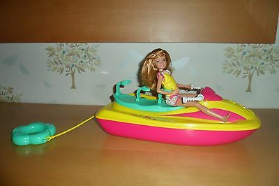 Barbie - Stacie Doll Jet Ski Set