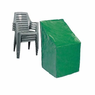 Heavy Duty Outdoor Garden Patio Waterproof Furniture Stacking Chairs Cover New