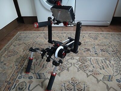 Complete Shoot35 DSLR Digital Cinematography rig – professional film/video