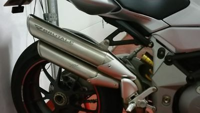 MV Corse full exhaust system