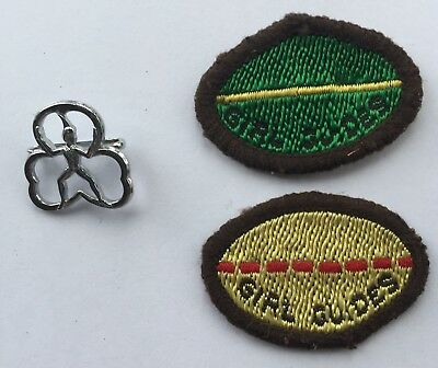 Brownie Promise Badge Roadway And Footpath Journey Badges Girl Guides