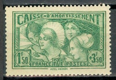 France, timbre N° 269, Provinces, neuf *, TB
