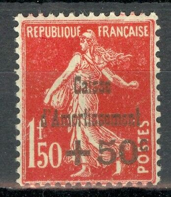 France, timbre N° 277, neuf ***, TB