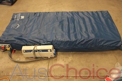 Huntleigh Arjo Nimbus 3 Therapy Pressure Relief Air Mattress System w Pump